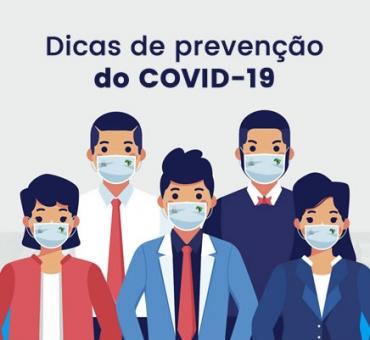 Confira as dicas de prevenção do COVID-19 no Hotel Aliança Express